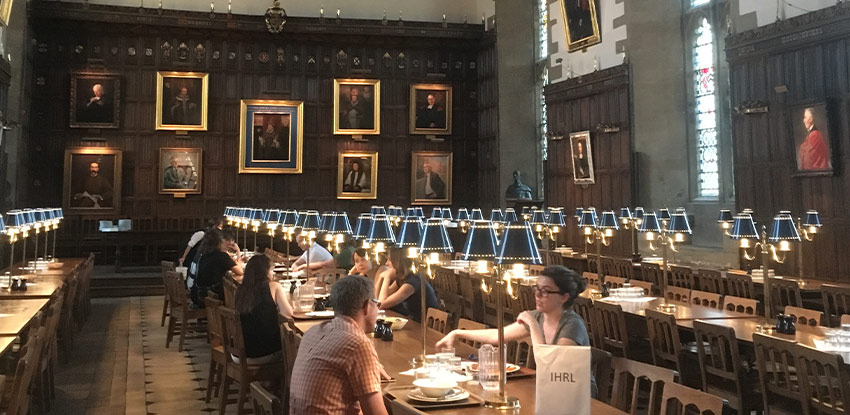 Universitas terbaik di Inggris untuk jurusan hukum - University of Oxford