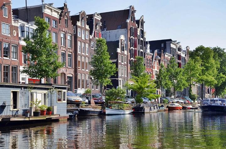 Au Pair en Holanda