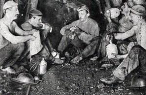 le briquet à la mine au pays des ch'tis