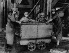 Les femmes dans la mine au pays des ch'tis