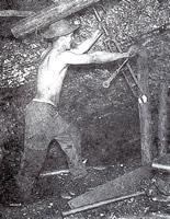 Le Casque (la Barette) du mineur
