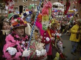 Les Masquelours au carnaval de Dunkerque