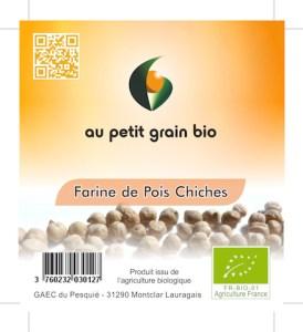 Farine de Pois Chiches - copie