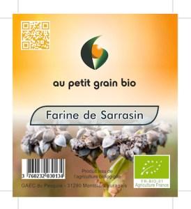 Farine de Sarrasin - copie