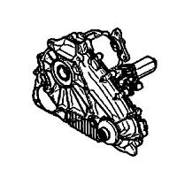 TF80SC, TF-80SC, 6F21 6-Speed Automatic Transmission FWD