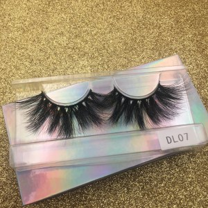 25mm mink lashes DL07