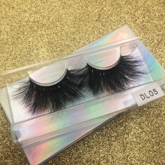 25mm mink lashes DL05
