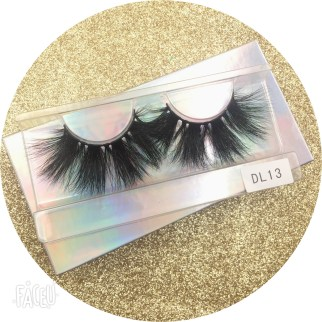 25mm mink lashes DL13