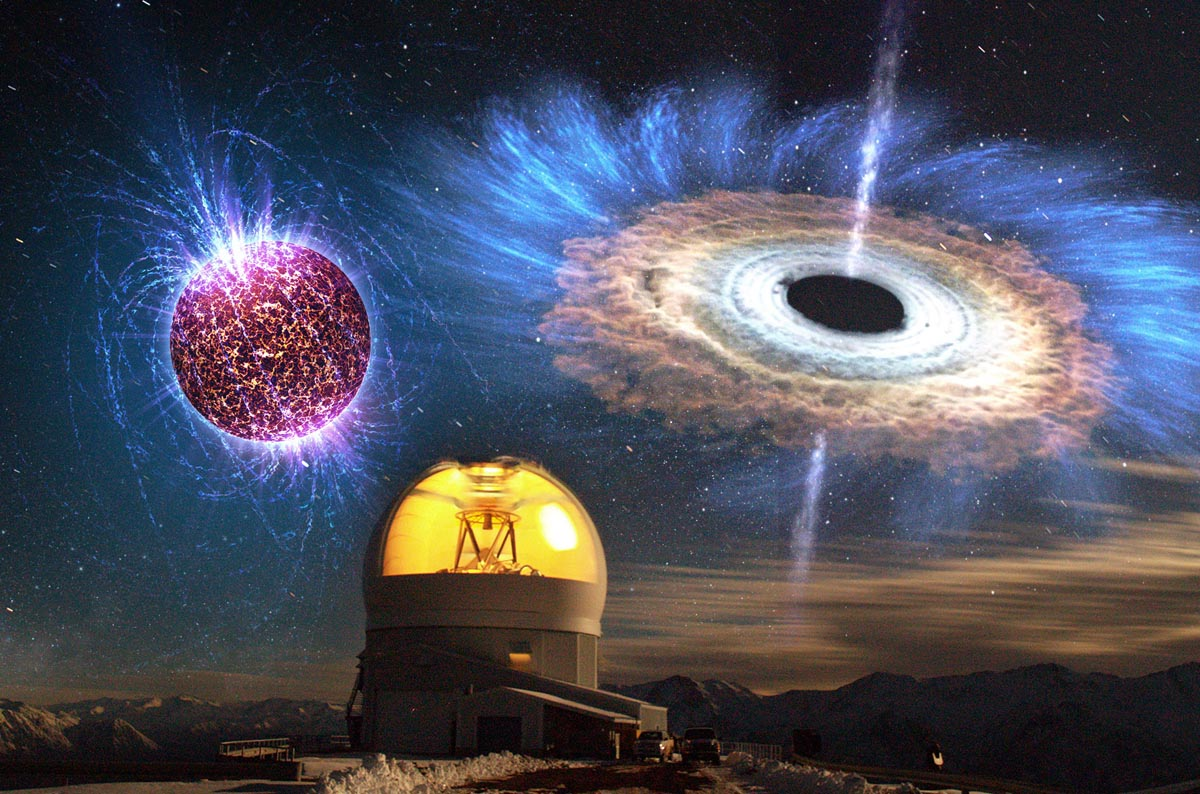 Noao Unusual Supernova Opens A Rare Window On The