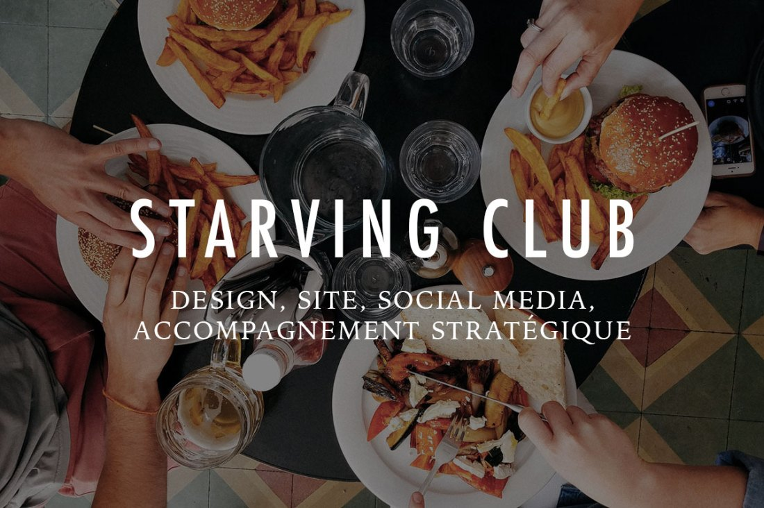 vignette starving club
