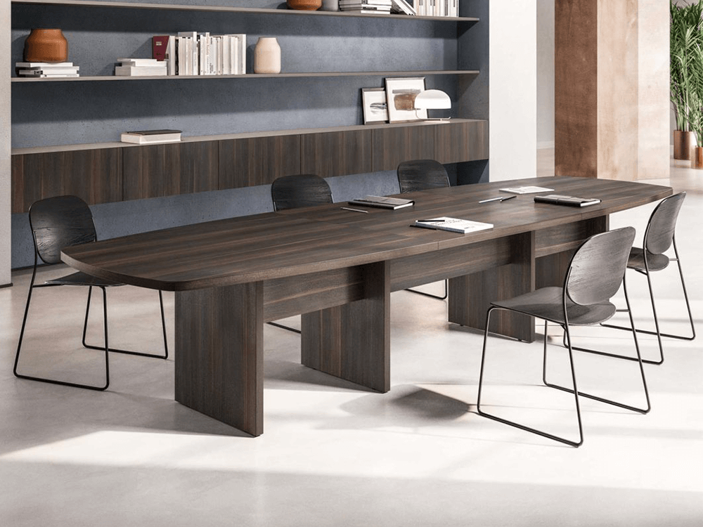 Palm – Woodside Meeting Table - Table