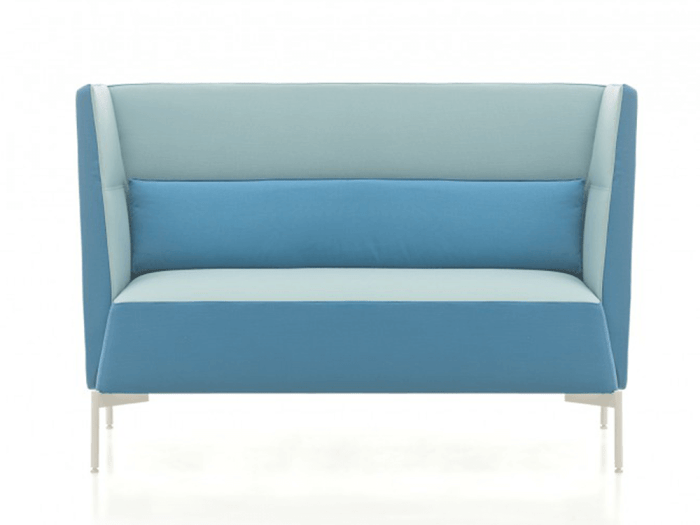 Ashley – Two-Seater Sofa in Multicolour