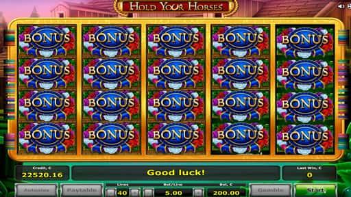 オンラインカジノは的中率の高いゲームが主体に