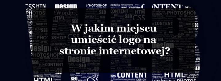 W jakim miejscu umieścić logo na stronie internetowej?