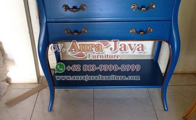 Classic Bedside Cv Aura Java Furniture