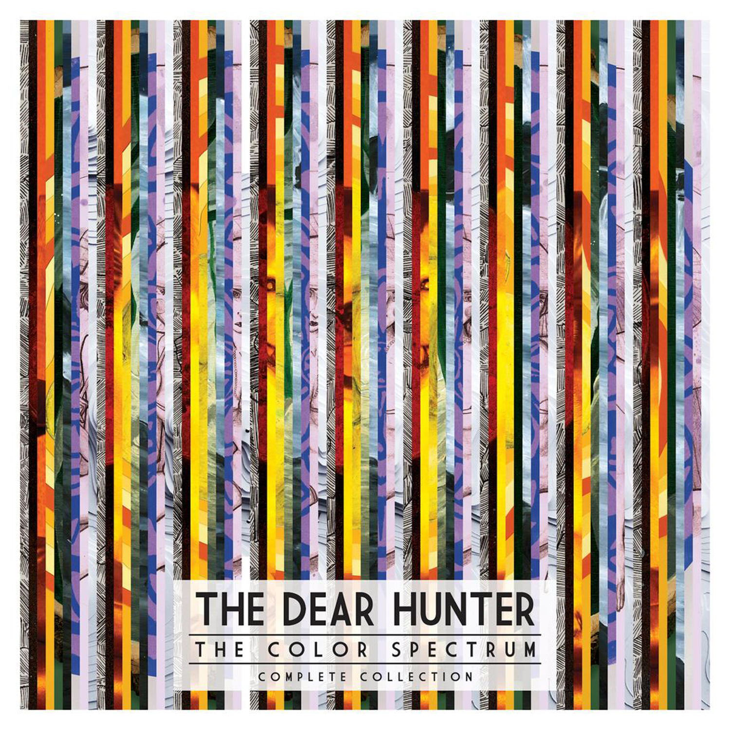 The Color Spectrum is the fourth studio album by The Dear Hunter.