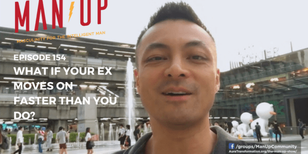 What If Your Ex Moves On Faster Than You Do?