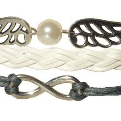 2-Symbole-Armband