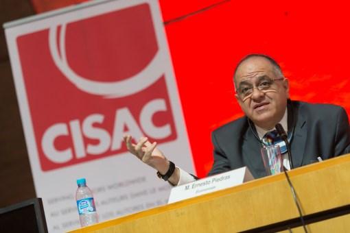 Convention CISAC à l'UNESCO