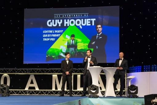 Convention Guy Hoquet Milan