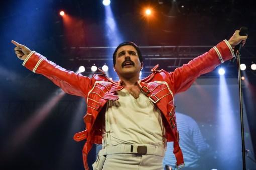 Freddie Mercury is Back