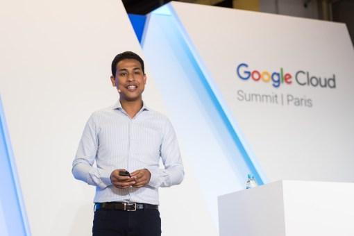 Google Summit Paris