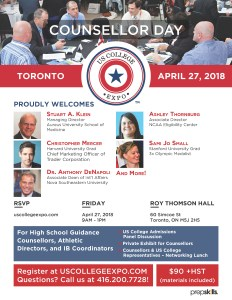 Counsellor Day Toronto