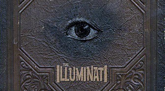 Illuminati droned (bodysnatched) his son