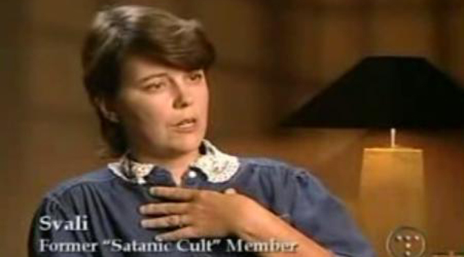 Svali, Illuminati Defector, Disappeared 6 Months after this Interview