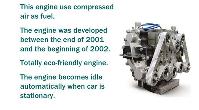 Cars That Run on Compressed Air