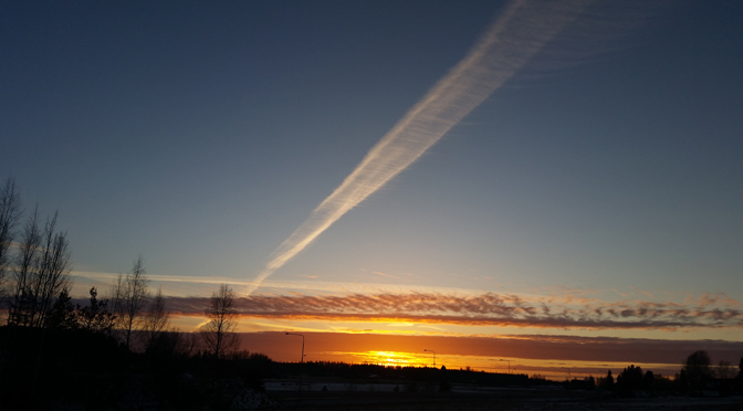 No Longer A Conspiracy Theory: CIA Director Admits Plans Of Aerosol Spraying For Geoengineering