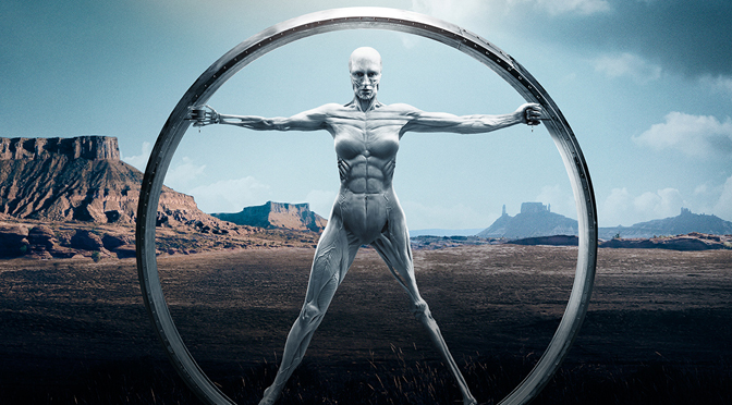 Are we living in Westworld?