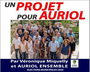 notre projet pour Auriol