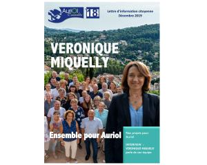 Journal Auriol Ensemble N°18 - Véronique Miquelly