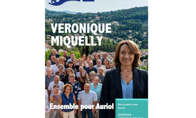 Journal Auriol Ensemble N°18 - Véronique Miquelly