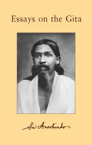 Essays on the Gita by Sri Aurobindo (free ebook)