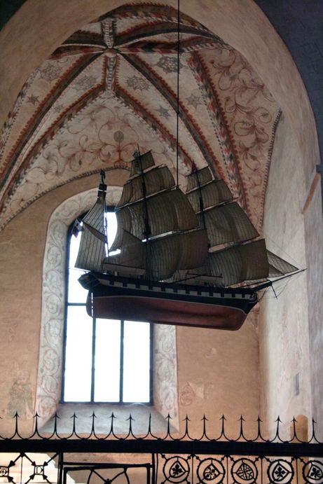Cattedrale di Turku - Nave votiva