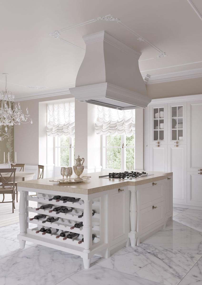 Cucine Stile Country Inglese