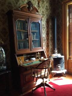 AHS-Tanner House-study spring sunshine 2015