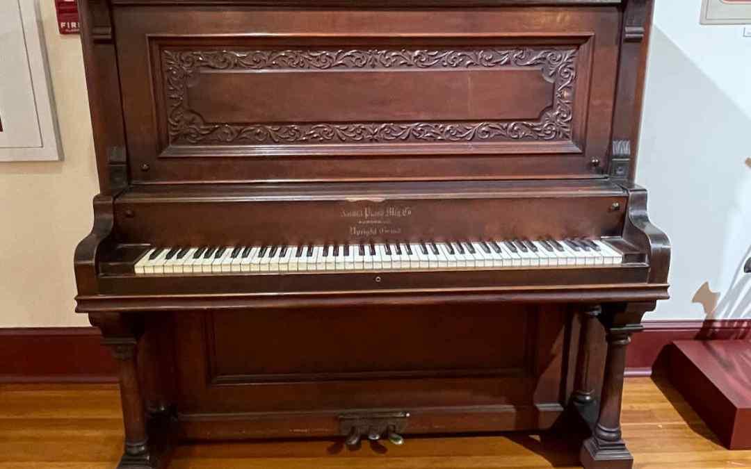 Made In Aurora: Aurora Piano Manufacturing Company