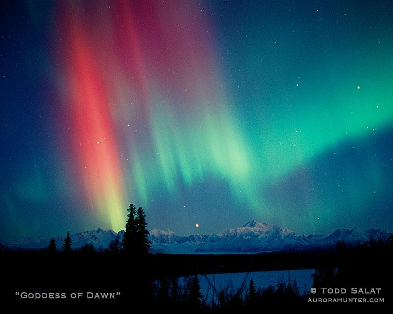 Northern Lights Forecast Tonight