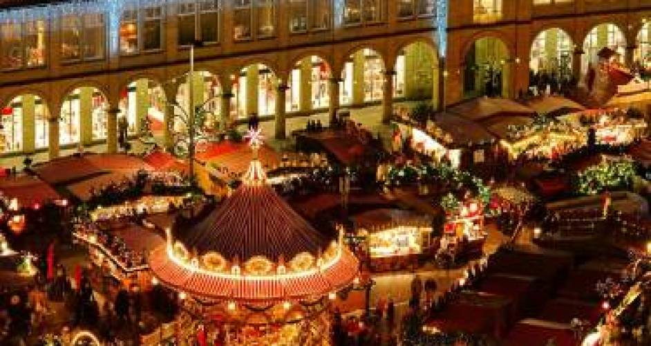Christmas markets tours Germany