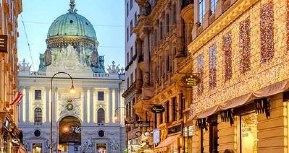 Christmas market tours Vienna