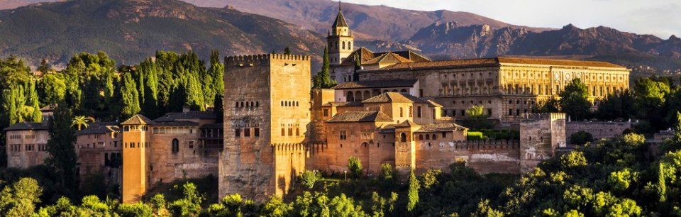 escorted tours spain-madrid, granada,barcelona