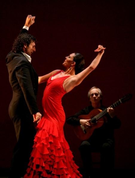 escorted tours Spain flamenco