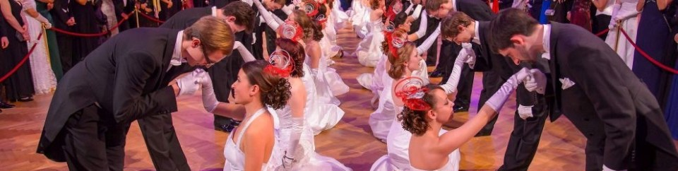 Vienna imperial ball le grand ball new year eve