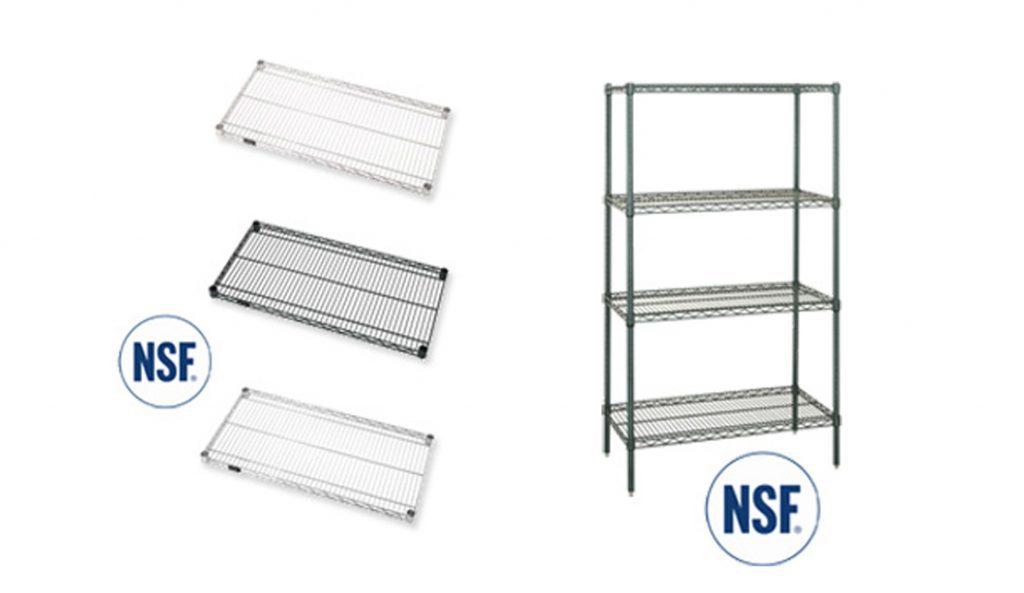wire rack shelving and storage racks