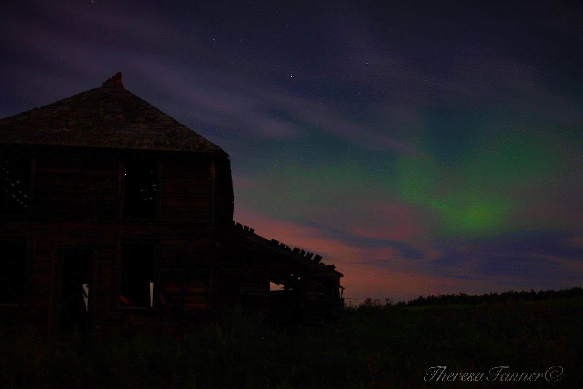 Can You See Northern Lights Edmonton