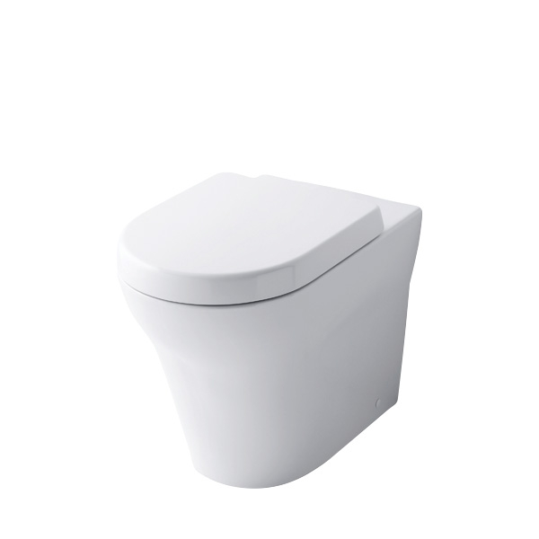 TOTO C163EA Wall Faced Floor Pan 600x600