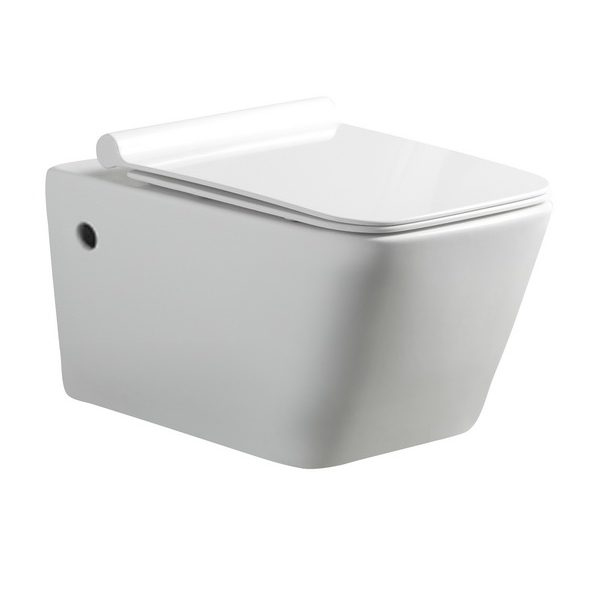 BelBagno Ardente-R Wall Hung Pan 600 x 610